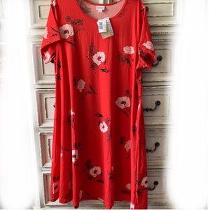 LuLaRoe 3XL Jessie Dress